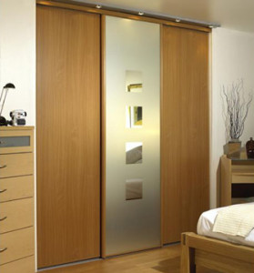 bio-fold doors for bedroom