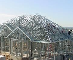 Steel Buildings are not just for Commercial Applications