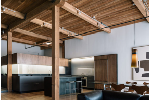 5 Uses For Wood When Designing Your Loft
