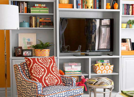 Elements of the Perfect Family Room