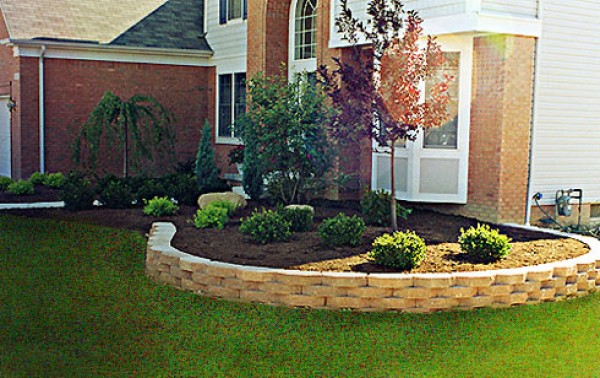Landscaping-Retaining-Wall