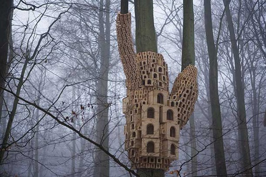 Mussolini-Bird-House-Kings-Wood